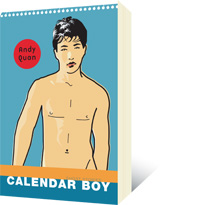 Calendar Boy by Andy Quan