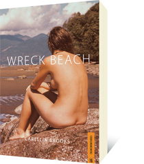 Wreck Beach by Carellin Brooks
