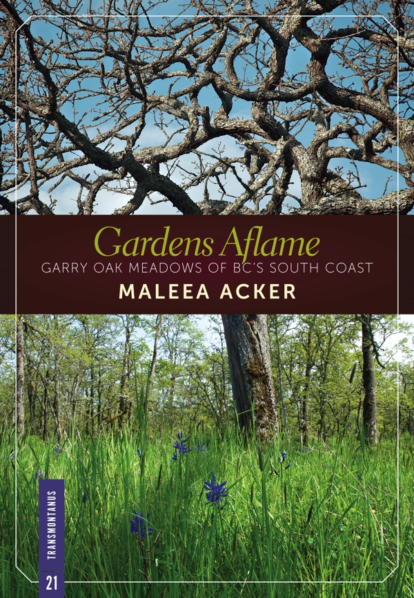 Gardens Aflame by Maleea Acker